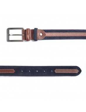 Cinturón Serraje con tira -...