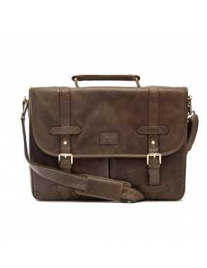 Men's leather briefcase...
