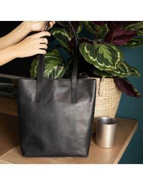 Bolso Shopper Basic - Negro
