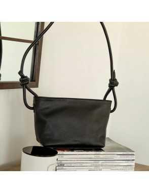 Small Knots Bag - Black