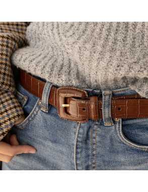Cintura da donna con fibbia...