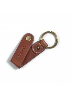 Leather keyring Hunter -...