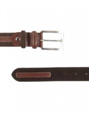 Cinturón Serraje con tira